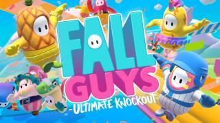 Постер Fall Guys
